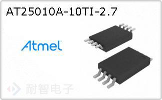 AT25010A-10TI-2.7
