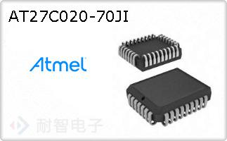 AT27C020-70JI的图片