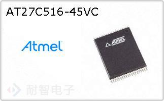 AT27C516-45VC