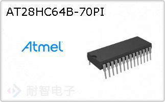 AT28HC64B-70PI