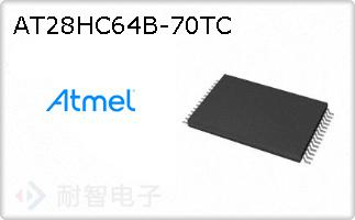AT28HC64B-70TC