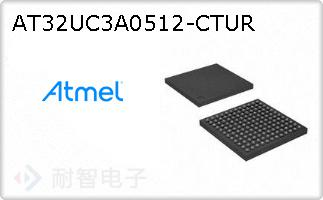 AT32UC3A0512-CTUR