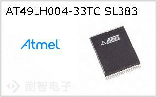 AT49LH004-33TC SL383