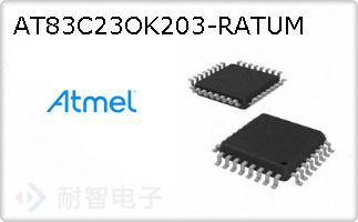 AT83C23OK203-RATUM