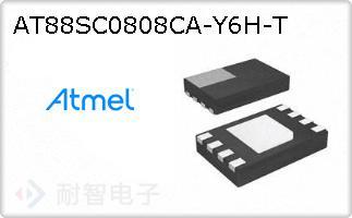 AT88SC0808CA-Y6H-T