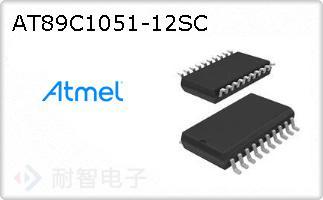 AT89C1051-12SC