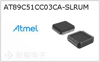 AT89C51CC03CA-SLRUM