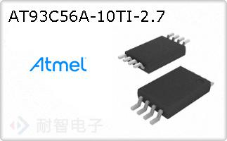 AT93C56A-10TI-2.7
