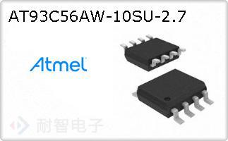 AT93C56AW-10SU-2.7