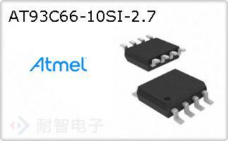 AT93C66-10SI-2.7