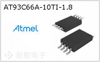AT93C66A-10TI-1.8