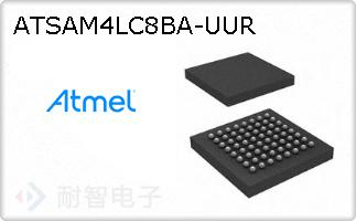 ATSAM4LC8BA-UUR的图片