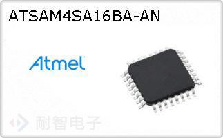 ATSAM4SA16BA-AN