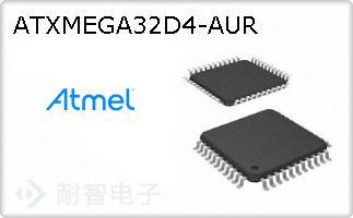 ATXMEGA32D4-AUR