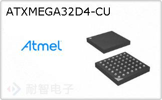 ATXMEGA32D4-CU