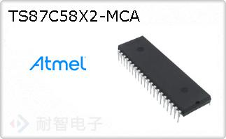 TS87C58X2-MCA