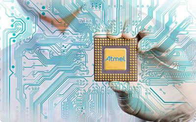 Atmel公司的主要产品